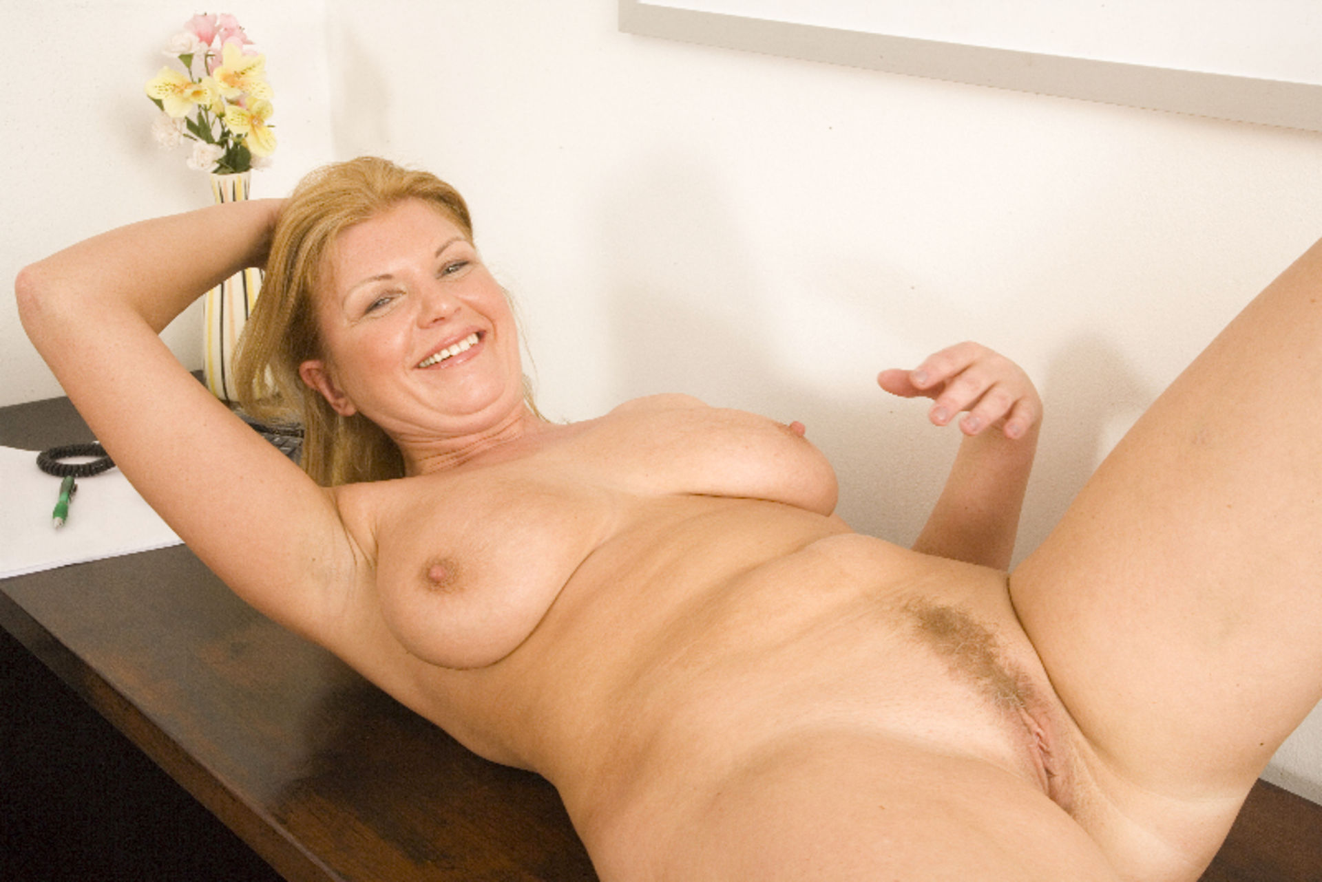 Horny older mature milf